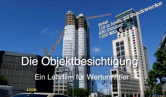 Die Objektbesichtigung – Versfilm Produktion mit Bastian Pastewka als Sprecher