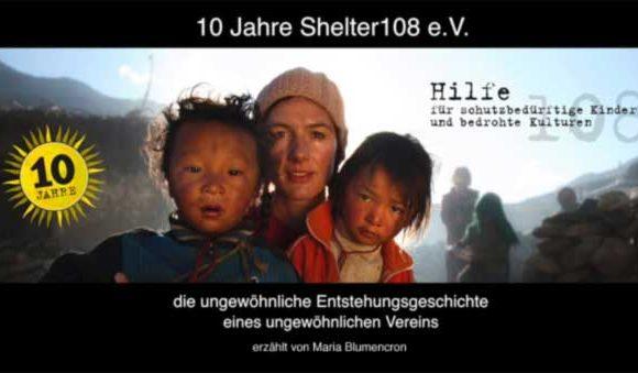 10 Jahre Shelter108 e.V.